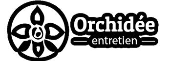 logo orchidée
